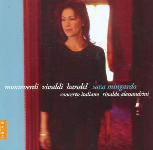 Sara Mingardo: Monteverdi, Vivaldi & Handel