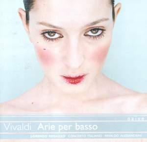 Vivaldi - Arie per basso