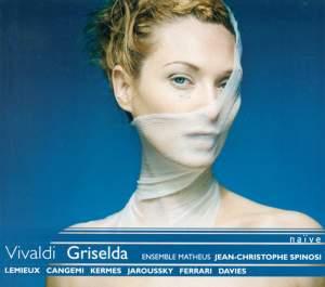 Vivaldi: Griselda, RV718