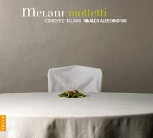 Melani: Mottetti (Motets)