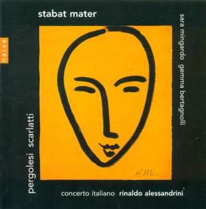 Baroque Voices 11 - Pergolesi & Scarlatti: Stabat Mater