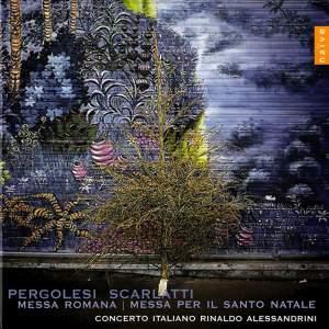 Alessandrini conducts Pergolesi & Scarlatti Product Image