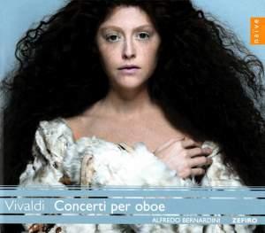 Vivaldi - Concerti per oboe
