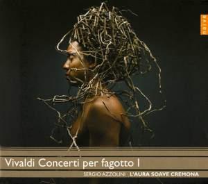 Vivaldi: Bassoon Concertos Volume 1