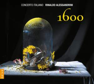 1600: Masterpieces of 17th-century Italian Instrumental Music