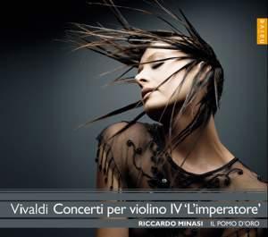 Vivaldi - Violin Concertos Volume 4 (L'imperatore) Product Image