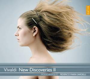 Vivaldi: New Discoveries II Product Image