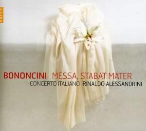 Bononcini: Stabat Mater & Messa