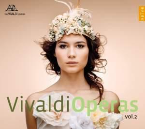 Vivaldi Operas Vol. 2