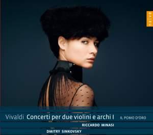 Vivaldi: Concerti per due violini e archi I