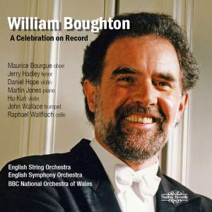William Boughton: A Celebration on Record