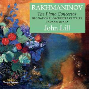 Rakhmaninov: The Piano Concertos