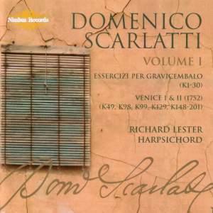 Domenico Scarlatti - The Complete Sonatas Volume 1