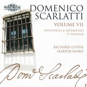 Domenico Scarlatti - The Complete Sonatas Volume 7