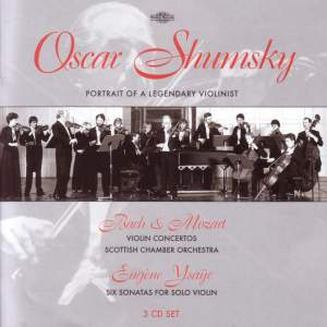 Oscar Shumsky - Portrait of a Legendary Violinist