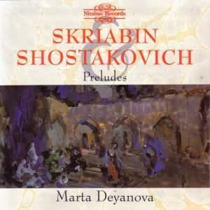Scriabin: Preludes & Shostakovich: 24 Preludes
