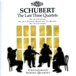 Schubert: The Last Three String Quartets