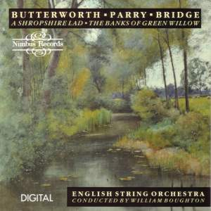 Butterworth, Bridge and Parry: Works for Strings