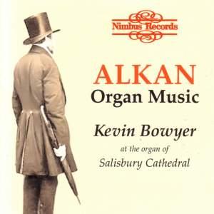 Alkan: Music For Organ Or Pedal-Piano