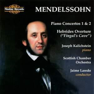 Mendelssohn - Piano Concertos Nos. 1 & 2