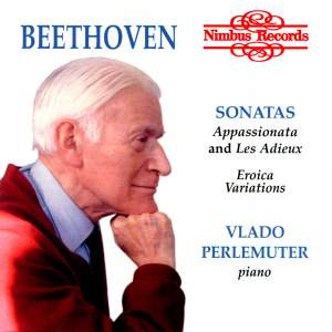 Beethoven: Piano Sonata No. 23 in F minor, Op. 57 'Appassionata', etc.