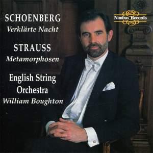 Schoenberg & Strauss: Works for Strings