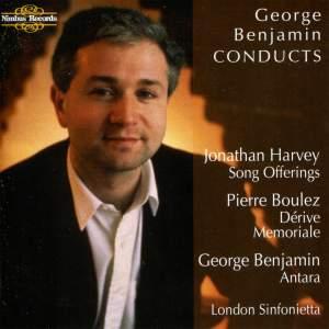 George Benjamin: Antara