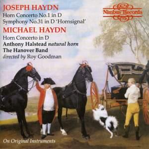 Haydn: Horn Concerto No. 1 in D major, Hob.VIId:3, etc.
