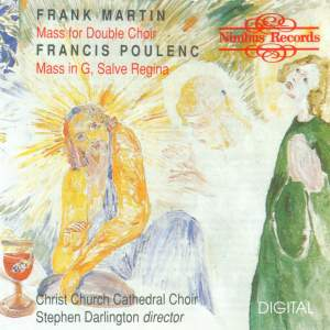 Frank Martin & Francis Poulenc: Choral Music