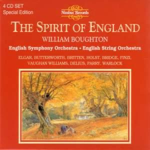 The Spirit of England