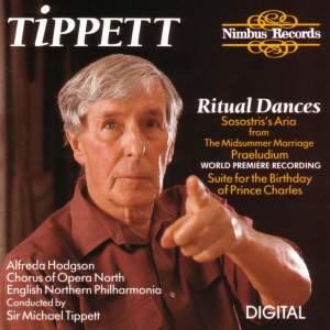 Tippett: Ritual Dances