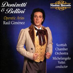 Donizetti & Bellini - Operatic Arias