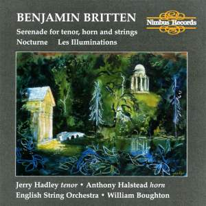 Britten: Les illuminations, Op. 18, etc.
