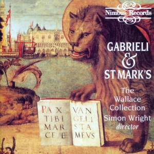 Gabrieli & St. Mark's Product Image