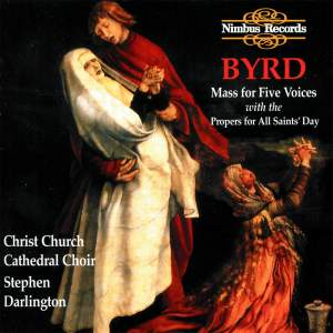 Byrd: Mass for Five Voices