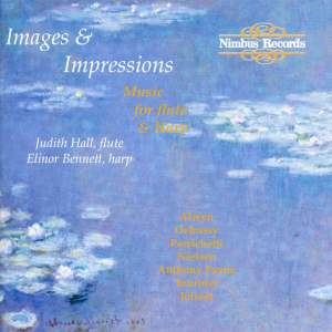 Images & Impressions: Music for Flute & Harp