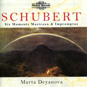 Schubert: 6 Moments Musicaux & Impromptus