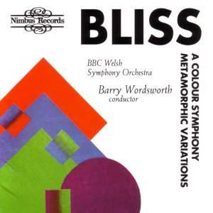 Bliss: Colour Symphony & Metamorphic Variations