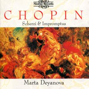 Chopin: Scherzi & Impromptus