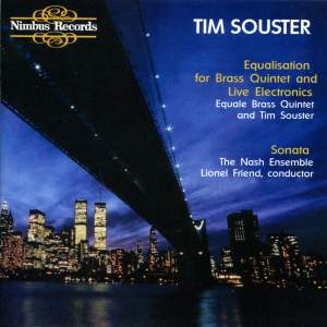 Tim Souster: Equalisation