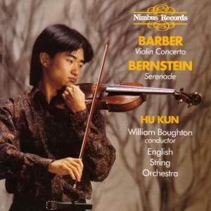 Barber: Violin Concerto
