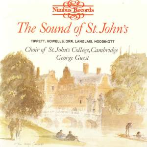 The Sound of St Johns