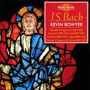 J.S. Bach: The Works for Organ Volume V