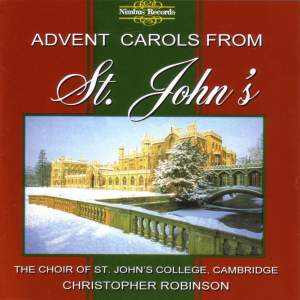 Advent Carols from St. John's College, Cambridge