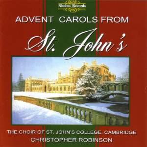 Advent Carols from St. John's College, Cambridge Product Image