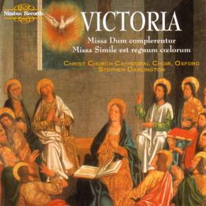 Victoria: Missa Dum complerentur