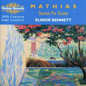 William Mathias: Santa Fe Suite