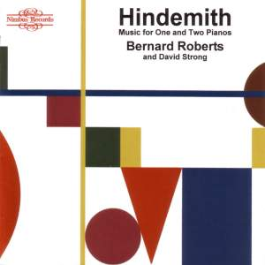 Hindemith: Music for One and Two Pianos