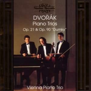 Dvorak: Piano Trio Nos. 1 & 4