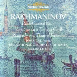 Rachmaninov: Piano Concerto No. 4